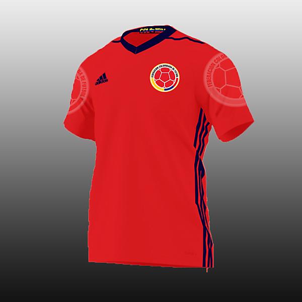 Colombia Football Kits Away 2017