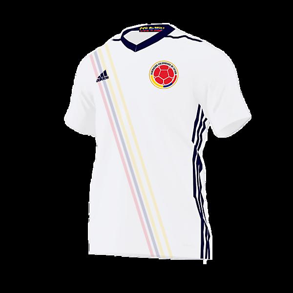 Colombia Football Kits Away 3 2017