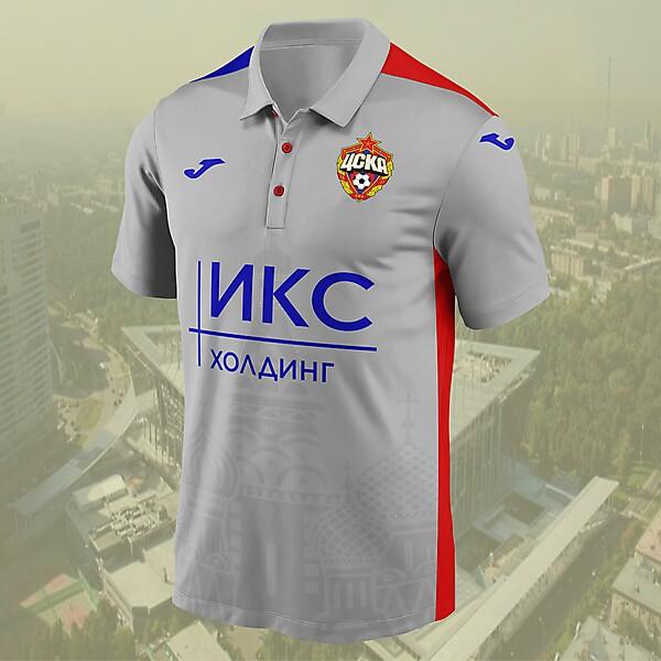 CONCEPT CSKA PFC CSKA MOSCÚ  2021