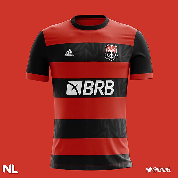 C.R Flamengo - Home Kit Concept