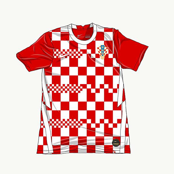 Croatia 2020 Home Kit Prediction