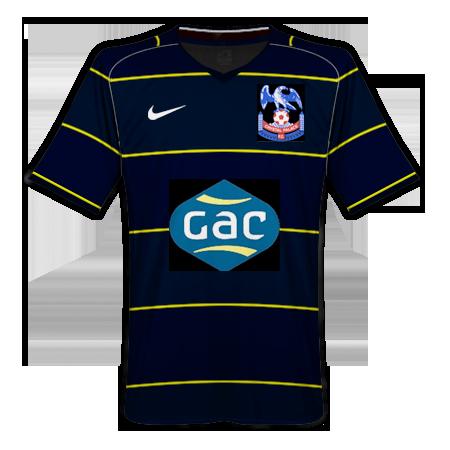 Crystal Palace Away Kit 1