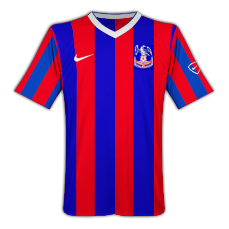 Crystal Palace Home Kit 1