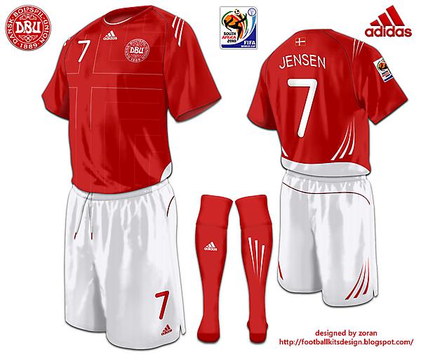 Denmark World Cup fantasy home
