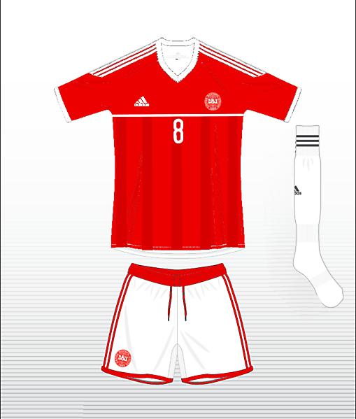 Denmark Home Kit