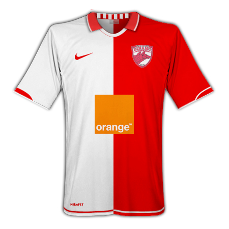 Dinamo Bucharest Home Shirt