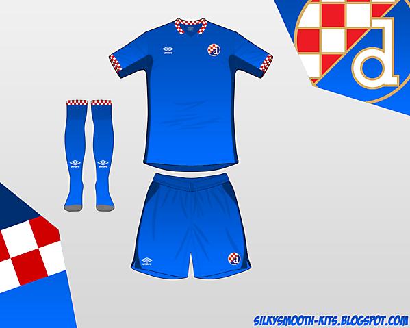 Dinamo Zagreb Umbro