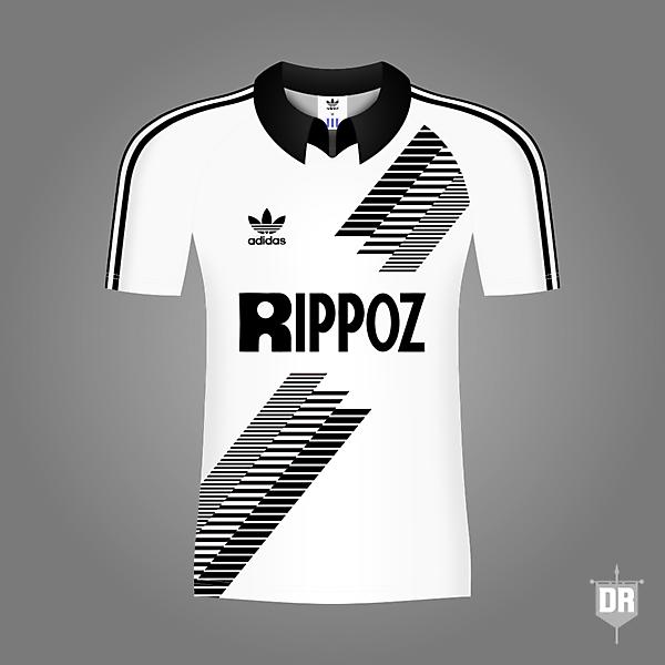 EA Guingamp Away Retro Kit