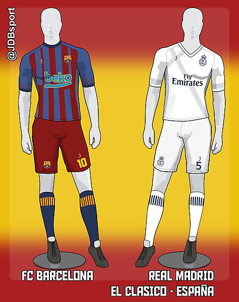 El Clásico - España