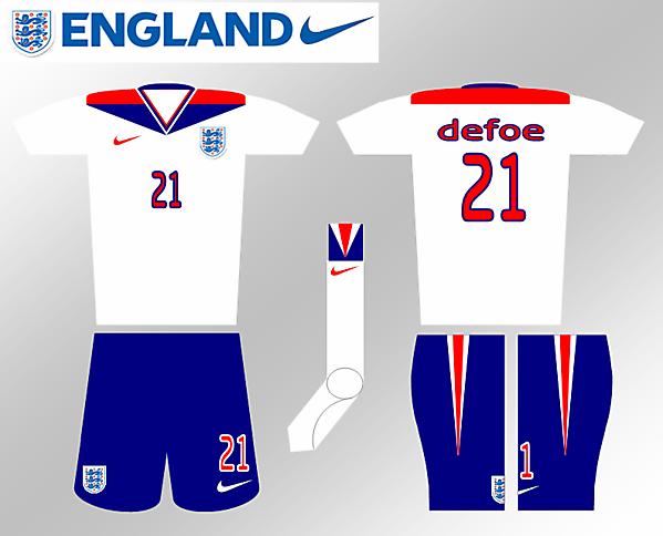 Nike Fantasy Kit - England Home