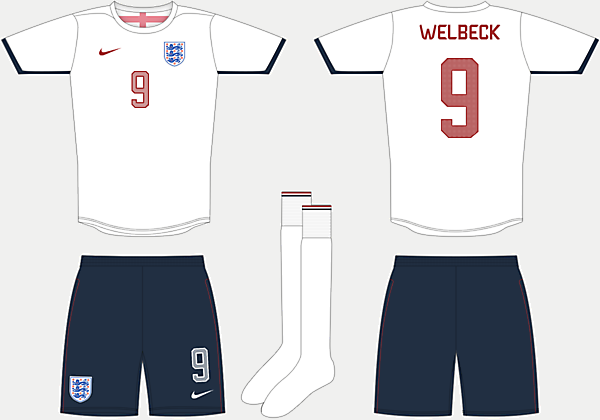 England home shirt - Nike