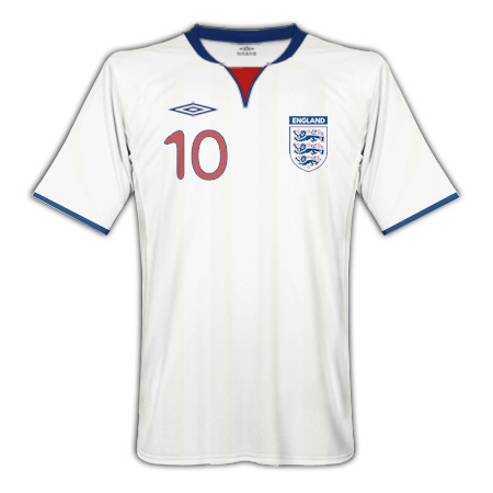 England - Front (Home)