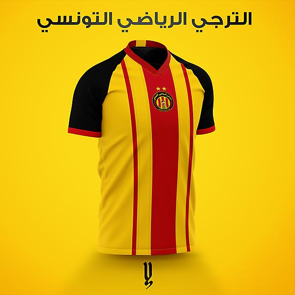 Espérance Sportive de Tunis- Home Kit