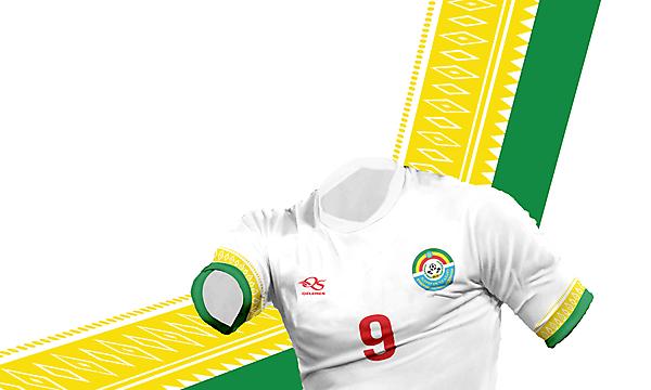 Ethiopia - Away