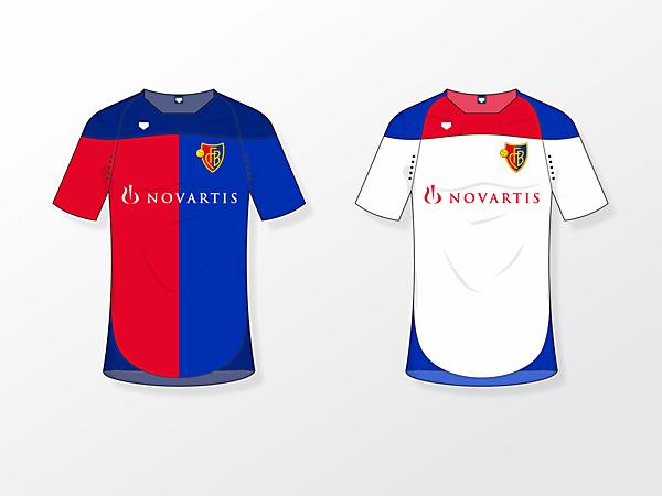 FC Basel [fantasy kits]