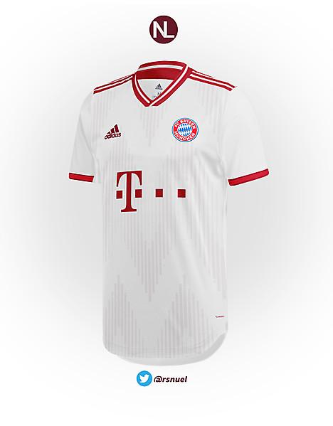 FC Bayern München - Away Kit 2020/21