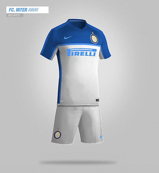 FC. Inter Away