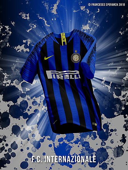 FC Inter home nike