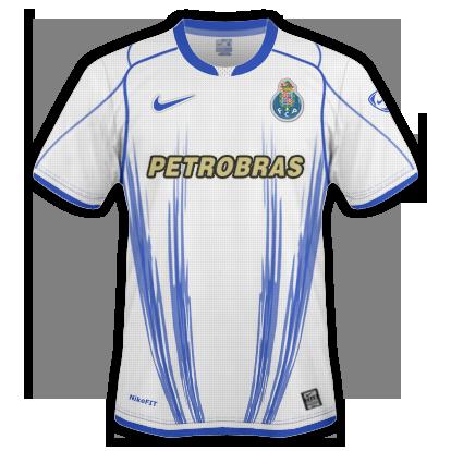FC Porto 2010/11 Away Shirt