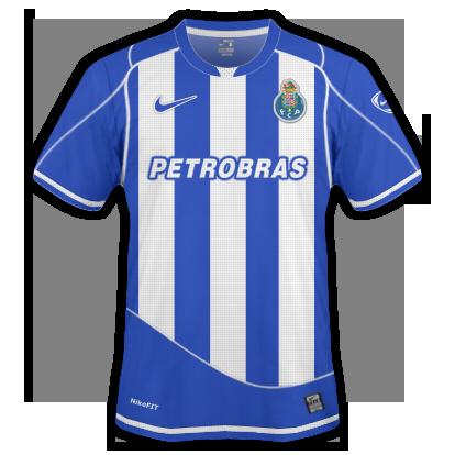 FC Porto 2010/11 Home Shirt