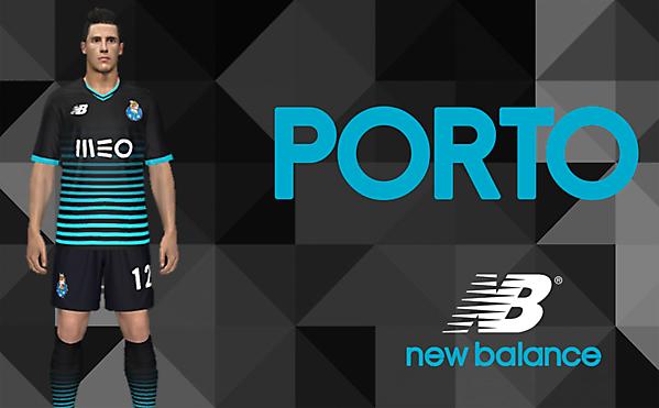 fc porto new balance