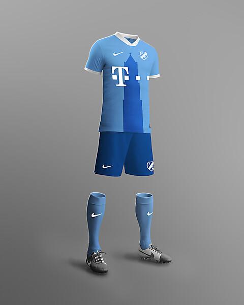 FC Utrecht concept away kit 2020/2021