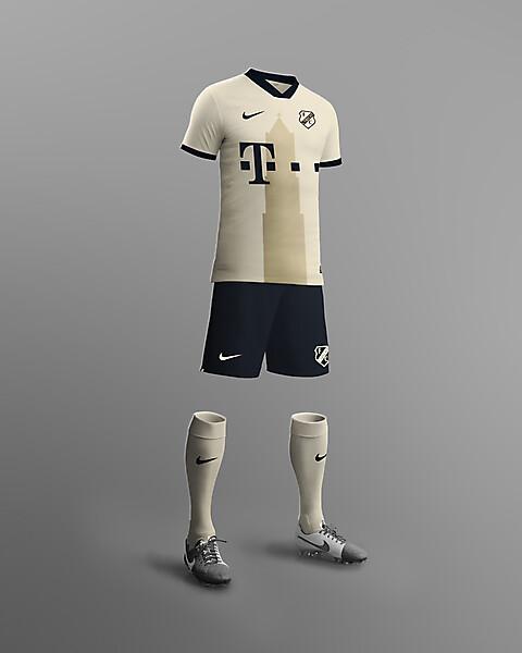 FC Utrecht concept third kit 2020/2021