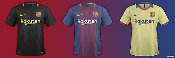 FCBarcelona Fantasy Kit