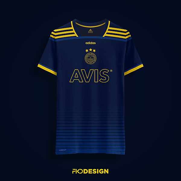 Fenerbahçe SK    Adidas Third Concept