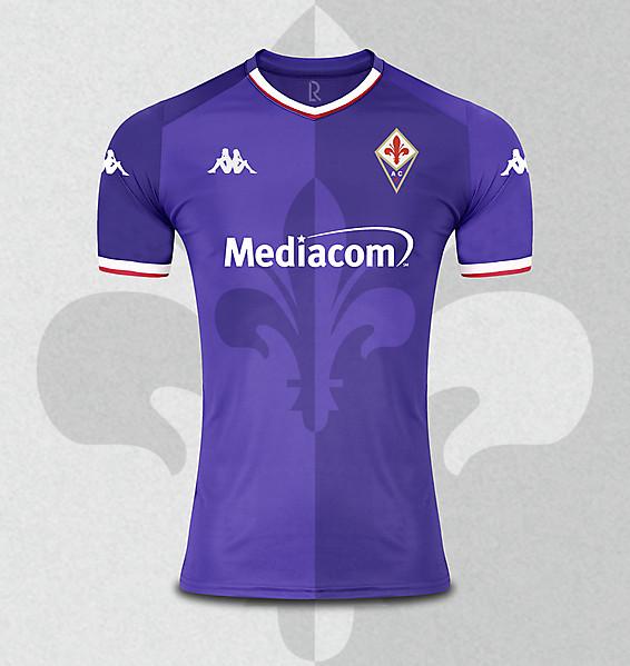 Fiorentina x Kappa Home