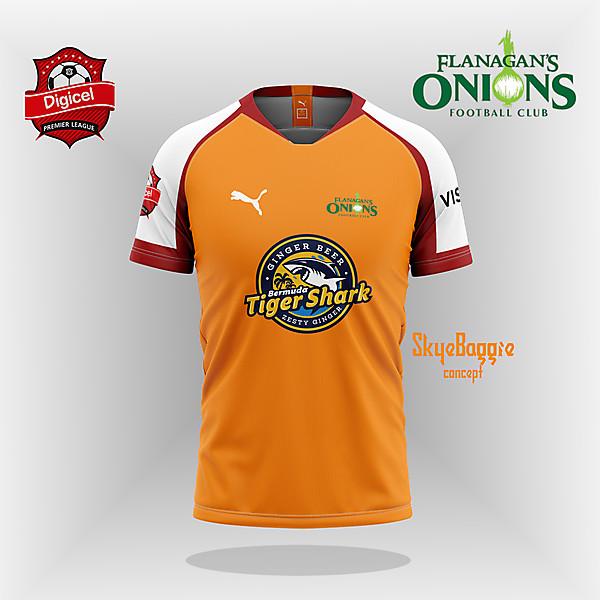 Flanagan's Onions FC concept