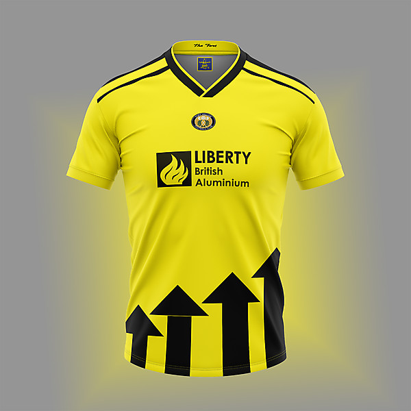 Fort William FC (The only way is up) Concept