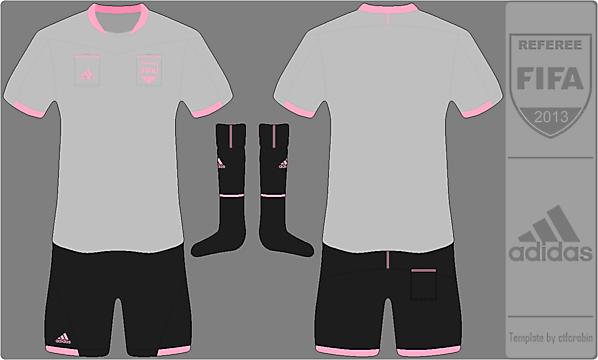 FIFA Referee - Adidas Kits