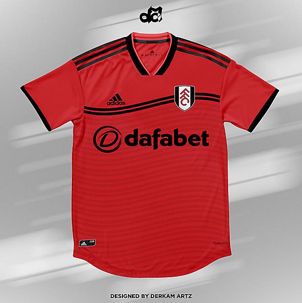 Fulham - Away Kit