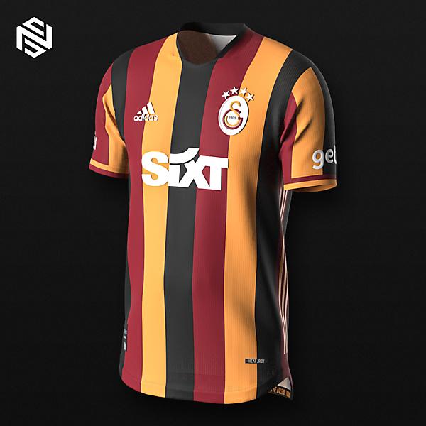 Galatasaray Concept Set - Fourth x Adidas