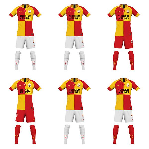 Galatasaray home GDB 19/20 fantasy