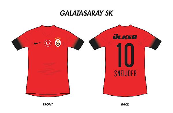 Galatasaray SK Third