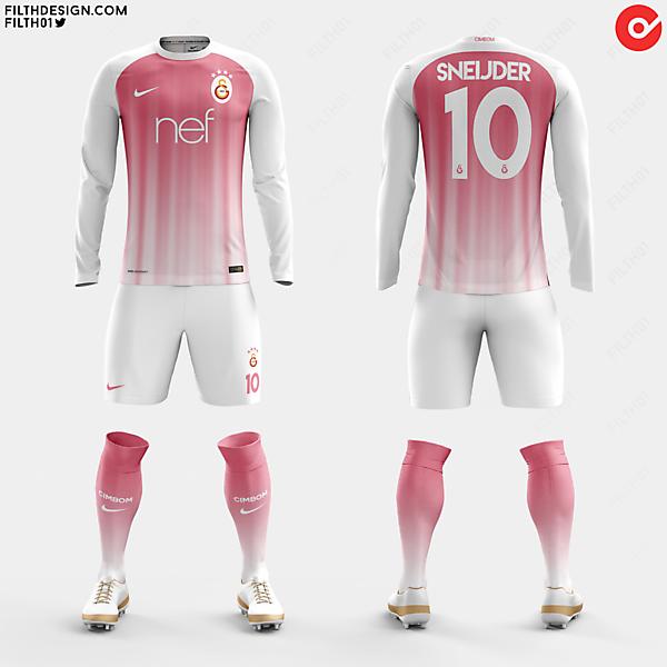 Galatasaray x Nike | 3rd Kit