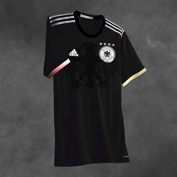 5847cd7e7 Germany Kits Away 2017