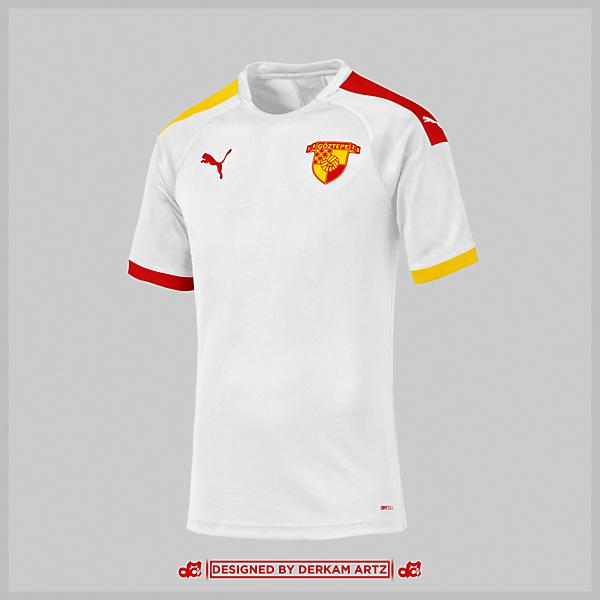 Göztepe SK - Away Kit (2019/20)