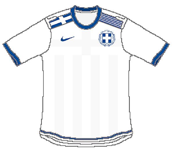 Greece Nike Home