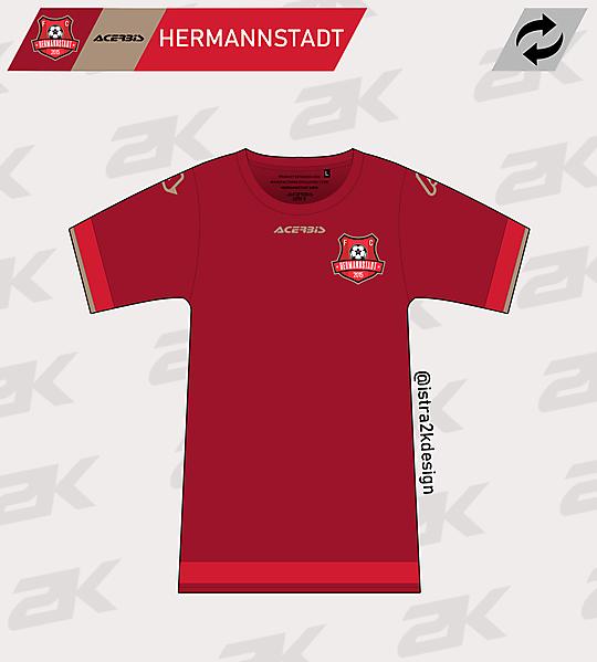 Hermannstadt x Acerbis - 3RD