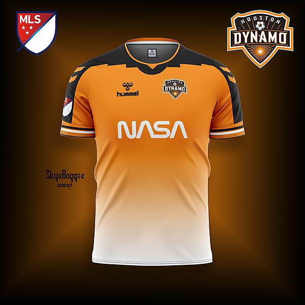 Houston Dynamo's x NASA x Hummel
