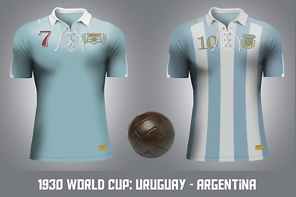 If WC final were at this time - 1930