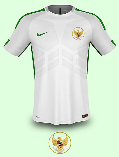 Indonesia Away Kits 2018 Fantasy