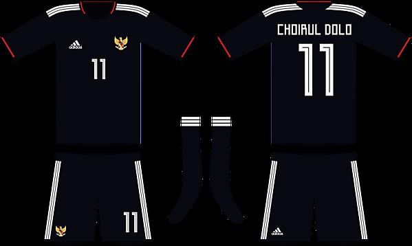 Indonesia x Adidas 2019-20 third kit