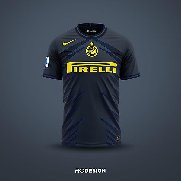 Inter | Nike | Third