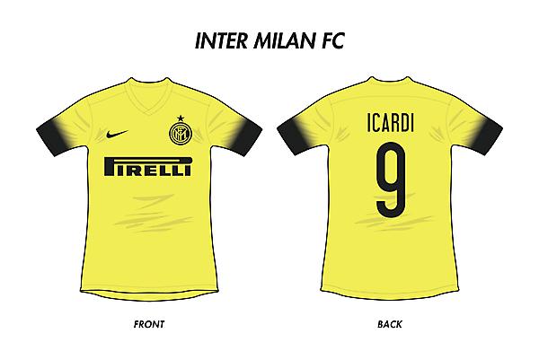 Inter Milan FC Third