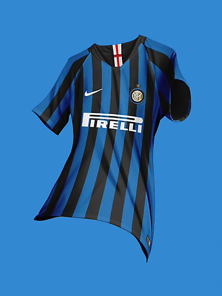 Inter Milan Home Concept Kit