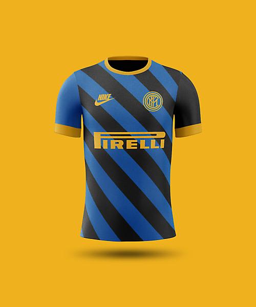 Inter Milan home kit concept